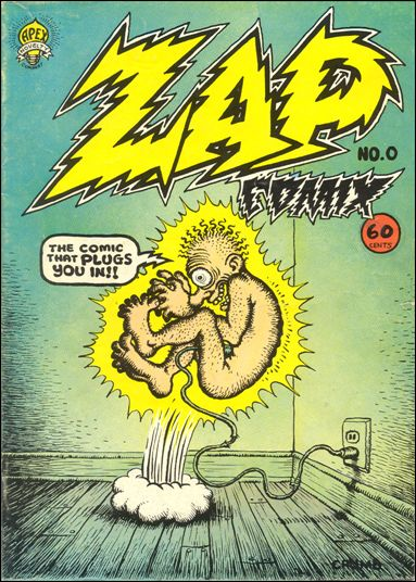 Zap Comix 0-G by Last Gasp