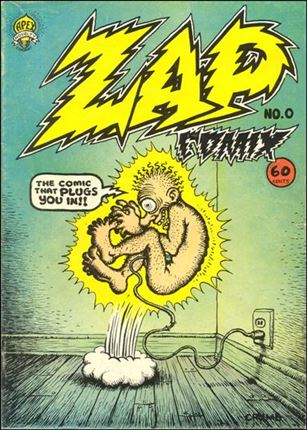 Zap Comix 0-G