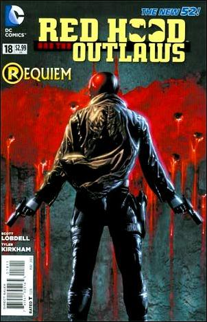 Red Hood and the Outlaws (2011) 18-A by DC