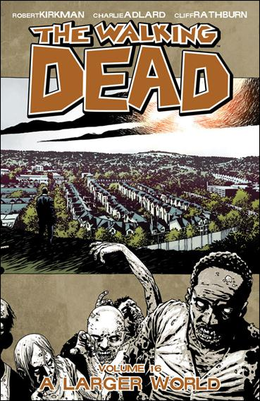 Walking Dead 16-A by Image