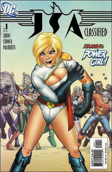 JSA: Classified 1-A by DC