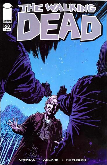 Walking Dead (2003) 68-A by Image