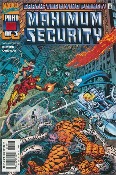 Maximum Security 2-A by Marvel