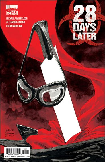 28 Days Later 24-A by Boom! Studios