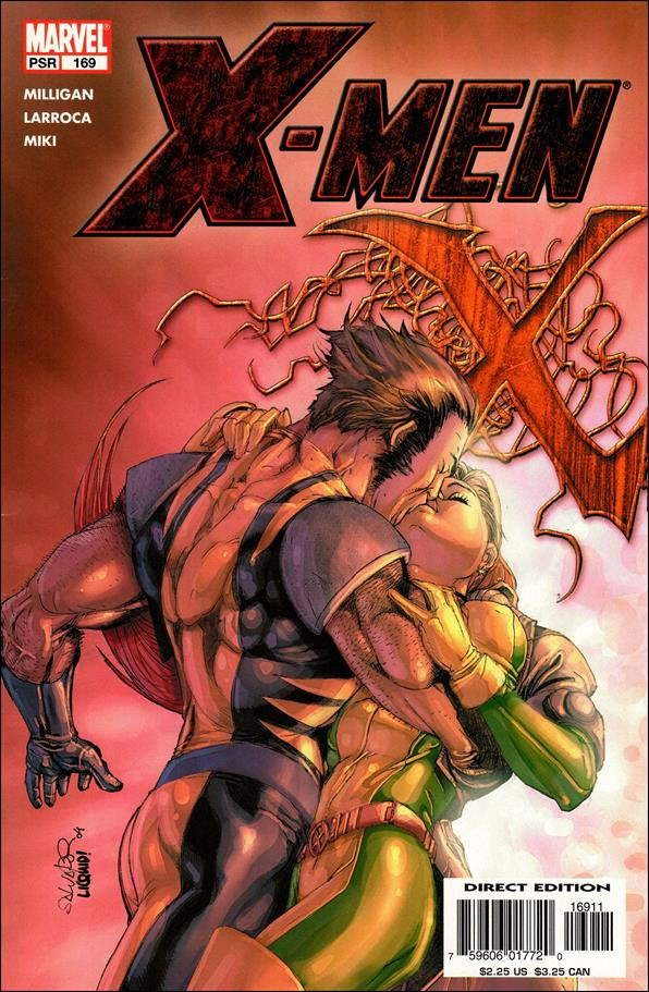 X-Men (1991) 169-A by Marvel