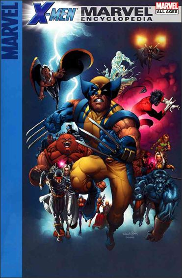 Target X-Men Encyclopedia 1-A by Marvel
