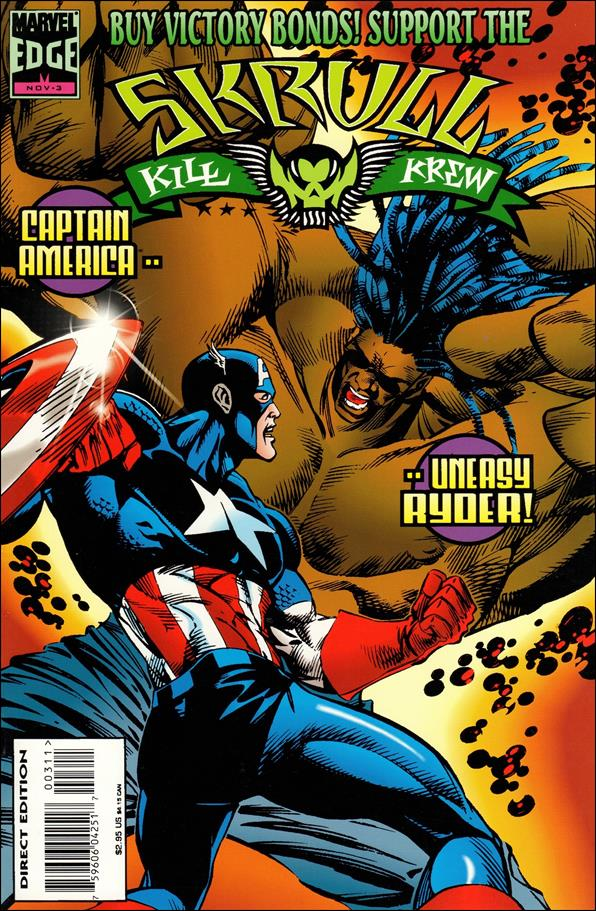 Skrull Kill Krew (1995) 3-A by Marvel