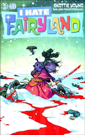 I Hate Fairyland 12-A