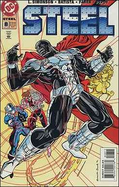 Steel (1994) 8-A by DC