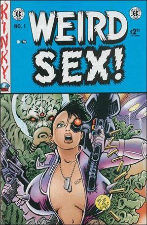 Weird Sex 1 A, Jan 1999 Comic Book by Eros