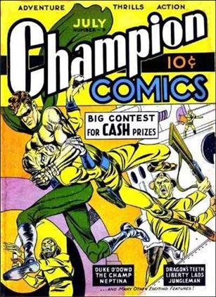 Champion Comics 9-A