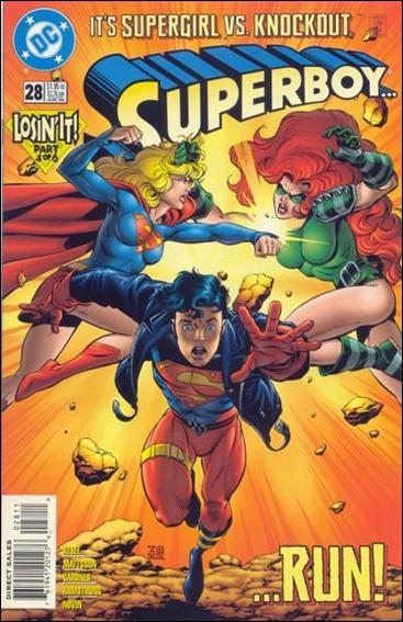 Superboy (1994) 28-A by DC