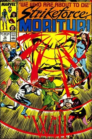 Strikeforce: Morituri 18-A