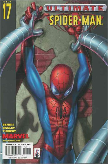 Ultimate Spider-Man (2000) 17-A by Marvel