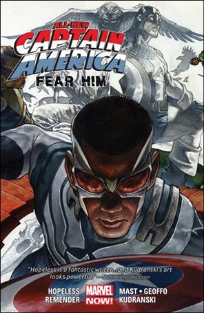 All-New Captain America: Fear Him  nn-A