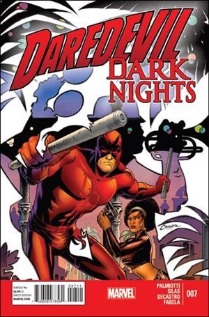 Daredevil: Dark Nights 7-A
