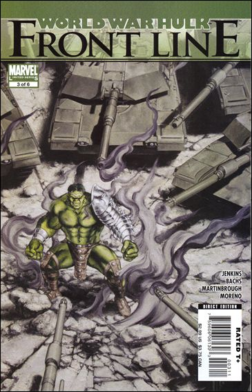 World War Hulk: Front Line 3-A by Marvel