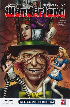 Grimm Fairy Tales Presents Wonderland Free Comic Book Day 2015 Special Edition nn-A