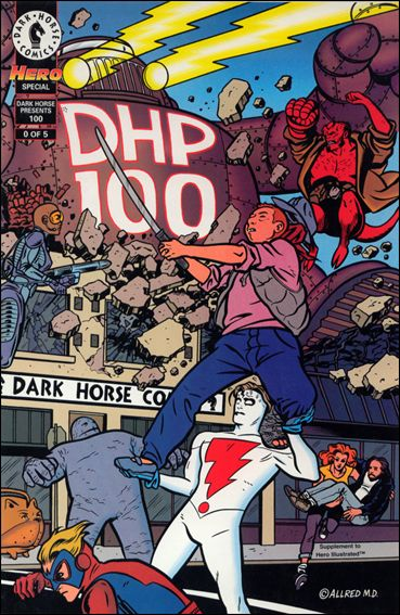 Dark Horse Presents (1986) 100-A by Dark Horse