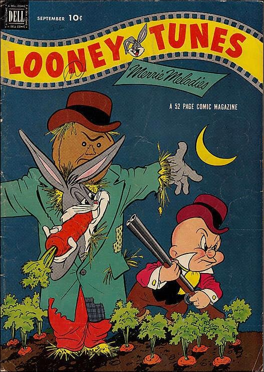 Looney Tunes and Merrie Melodies 131-A by Dell