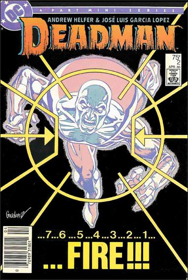 Deadman (1986) 2-A by DC
