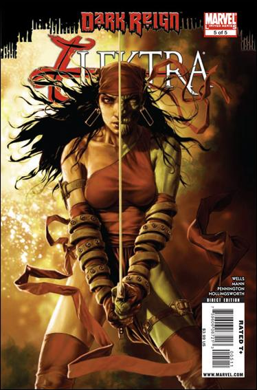Dark Reign: Elektra 5-A by Marvel