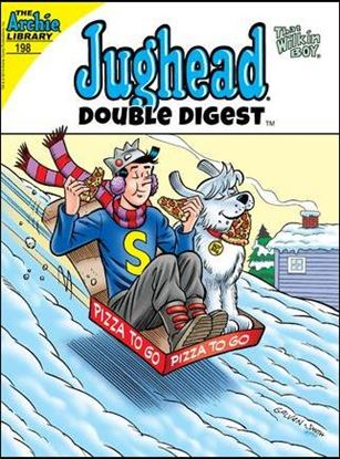 Jughead's Double Digest Magazine 198-A