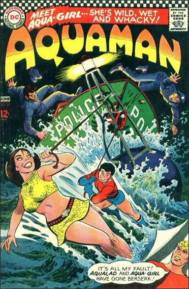 Aquaman (1962) 33-A by DC