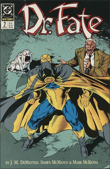 Doctor Fate (1988) 2-A by DC