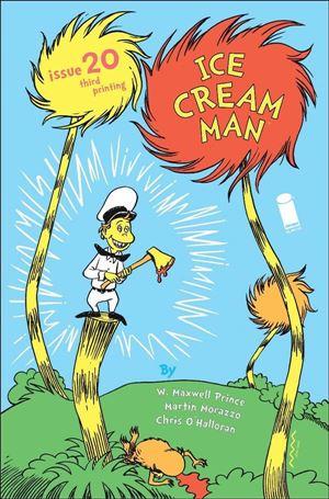 Ice Cream Man 20-D