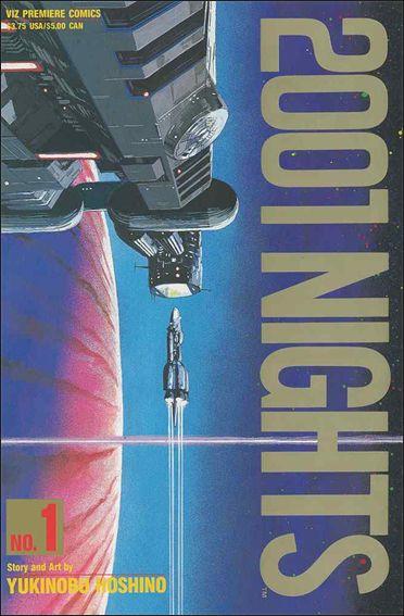 2001 Nights 1-A by Viz