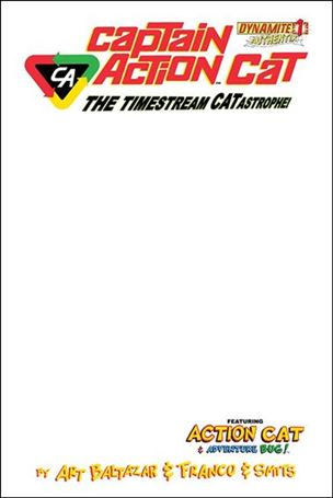 Captain Action Cat: The Timestream Catastrophe! 1-B