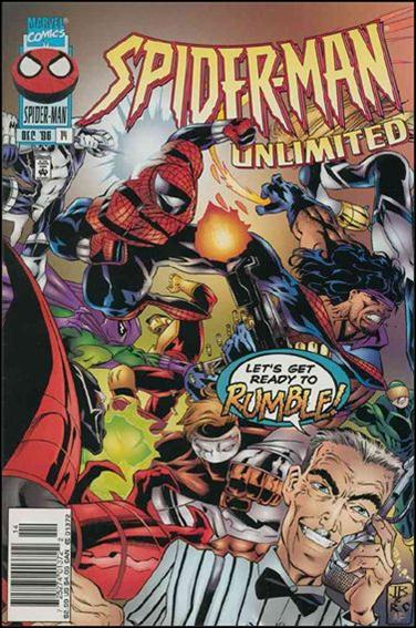 Spider-Man Unlimited (1993) 14-B by Marvel