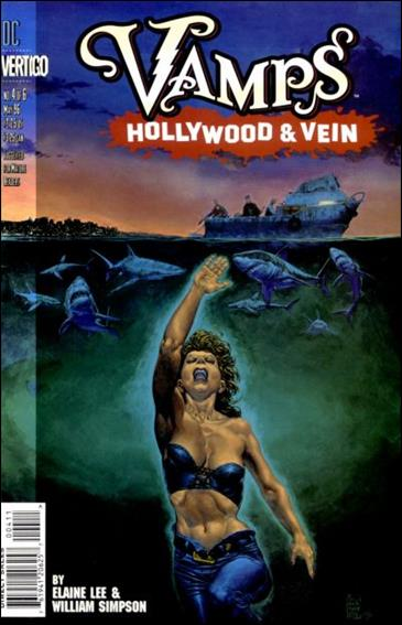 Vamps: Hollywood & Vein 4-A by Vertigo