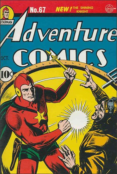 Adventure Comics (1938) 67-A by DC