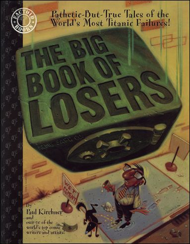 Big Book of Losers 1-A by Paradox