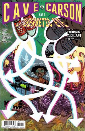 Cave Carson Has a Cybernetic Eye 12-A