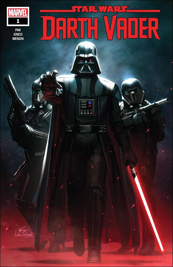 Star Wars: Darth Vader 1-A by Marvel