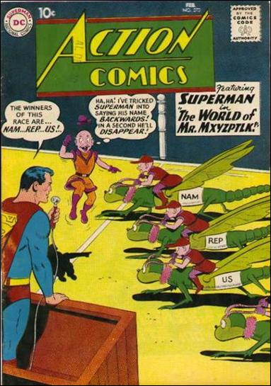 Action Comics (1938) 273-A by DC