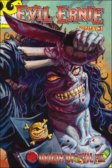 Evil Ernie (2012) 3-B by Dynamite Entertainment