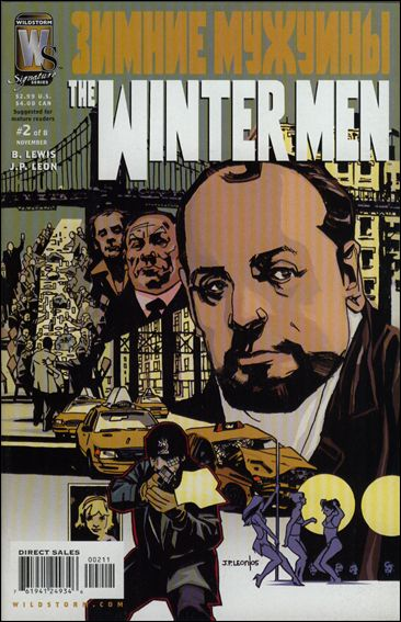 Winter Men 2-A by WildStorm