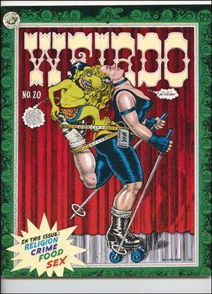 Weirdo 20-A