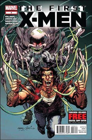 First X-Men 3-A