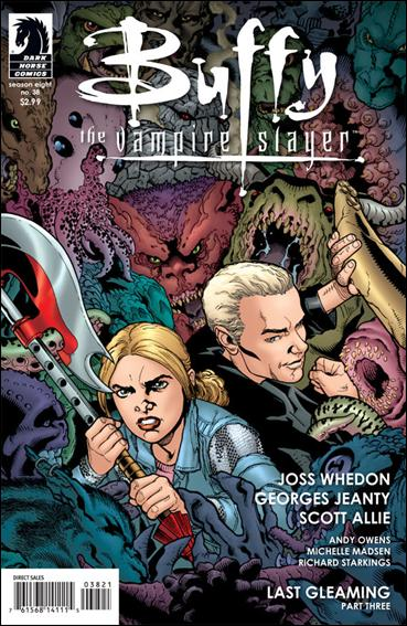 Buffy the Vampire Slayer Season Eight 38-B by Dark Horse