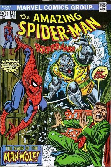 Amazing Spider-Man (1963) 124-A by Marvel