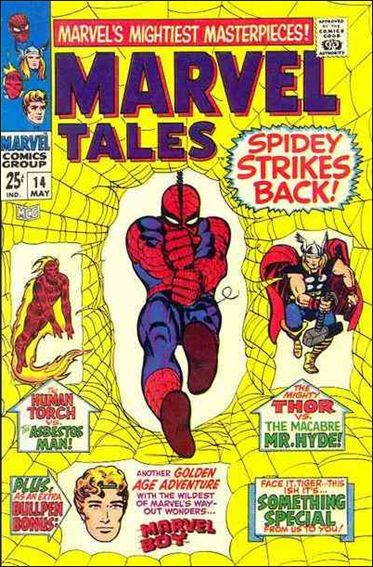 Marvel Tales (1966) 14-A by Marvel