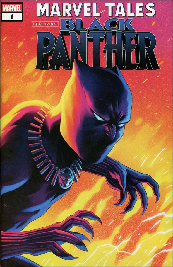 Marvel Tales: Black Panther 1-A by Marvel