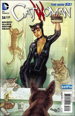 Catwoman (2011) 34-B