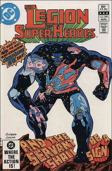 Legion of Super-Heroes (1980) 290-A by DC