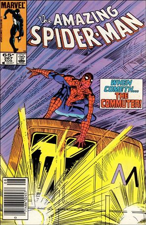 Amazing Spider-Man (1963) 267-A